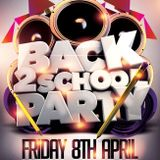 DJ Hamlet Presents - Rewind Event's Back 2 School Party Promo MIx!