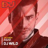 DJ W!ld from DJ Mag HQ 26/6/2015