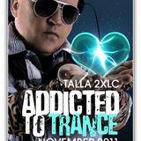Talla 2XLC addicted to trance november 2011