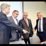 Acuamed rescindeix el contracte de neteja del pantà de  Flix.