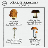 Herbal Remedies w/ Inkswel - Ep 1 - Kc The Funkaholic guest mix