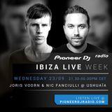 Joris Voorn & Nic Fanciulli - Live @ La Familia Closing @ Ushuaia Ibiza PT1