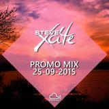 DJ Steve Xcite - Promo Mix 25-09-2015