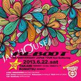 20130622 REBOOT 15th ANNIVERSARY JAPAN TOUR faet Gathering@CLUB JAMHOUSE,AKITA