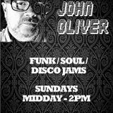John Oliver  DWR show 10/03/19 www.dwradio.co.uk https://tunein.com/radio/DWR-Online-Radio-s176278/