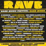Dam Live @ RAVE (Hard music festival) 03-10-2015