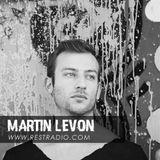 Martin Levon - One Hour Audiothink Record on Rest radio