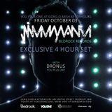 Jimmy Van M - Live @ YouPlusOne, Gorgomish Night Club (Vancouver) - 03.10.2014