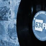 Daferwa @ 674FM's Sweet Headache radio show