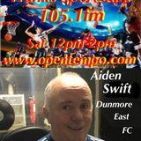 Franks Sportstalk guest Aiden Swift Dunmore East FC 10oct 2019