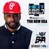 Dj New Era - The New Era Mixshow on Hot 105.7 (Montgomery,AL)