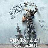 """Bar Traumfabrik Puntata 41 - """"Humandroid"""" (""""Chappie"""") di Neill Blomkamp"""