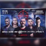 2017.09.08. - ORIGO - LIGET Club, Budapest - Friday