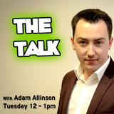 The Talk with Adam Allinson - 15th October 2013