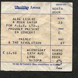 Wembley 1986-08-13 soundboard