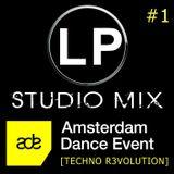 ADE - LP Studio Mix #1 [Techno R3volution]