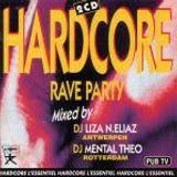 Dj Liza N'Eliaz - Hardcore Rave Party CD1