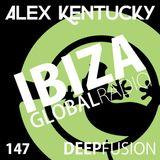 147.DEEPFUSION @ IBIZAGLOBALRADIO (Alex Kentucky) 25/09/18