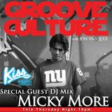 Groove Culture with Guest DJ Micky More -12-04-2012