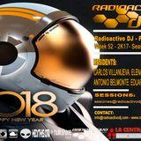 RADIOACTIVO DJ 52-2017 BY CARLOS VILLANUEVA