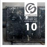 radio coriolis 10 - by james & cedrick