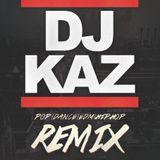 DJ Kaz Pure Club Bangers-Foam Party Promo Mix 2015