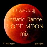 Ecstatic Dance No.34 │ Blood Moon Mix