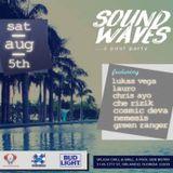 Nemesis - Soundwaves Pool Party Live Set