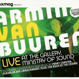‪Armin van Buuren - Live at The Gallery, Ministry Of Sound (2008) [Mixmag Special]