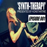 Konstantine's 'Synth-Therapy' Podcast - Episode 001 -