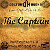The Captain @Dr Hooka's Sunrise Festivals Specials Vol. 1 (NSB Radio)