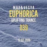 Euphorica 039 (12.02.2019)