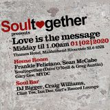Soultogether presents Love Is The Message guest Mix from Sean Mccabe.