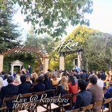 A-Run Live @ Ramekins Sonoma (10-19-19)