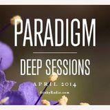 Miss Disk - Paradigm Deep Sessions April 2014