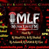 Auditions Part-1 4th August on MusicLiveFM