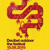 Audiofreq	@ Decibel Outdoor 2015