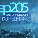 ONTLV PODCAST - Trance From Tel-Aviv - Episode 205 - Mixed By DJ Helmano