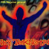 DJ Dan & Jon Williams Pt 1 of 2 Live at Funky Tekno Tribe in Los Angeles on November 11th 1995