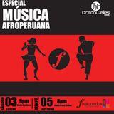 Fusionados Perú Especial Música Afroperuana 3-9-16