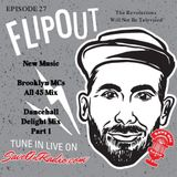 Save On Radio - Episode 27 - New Music/Brooklyn MCs All 45 Mix - Part 1
