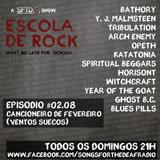 Escola de Rock - Episodio #02.08 - Cancioneiro de Fevereiro (Ventos Suecos)