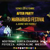 Adren Aline (Trilobite Music) @ After Party Markahuasi Festival 2018 - Lima - Perú - 28.09.2018