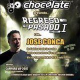 Jose Conca @ Chocolate Chape Junio 2007 Cara B