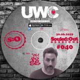 Souled:Out Sessions Show #040 - Hosted by JAY MOSS on www.uwc-radio.com