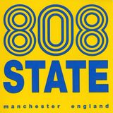 808 State radio show on Sunset 102, 21st Nov 1989