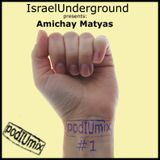 PodIUmix #1 - a Decade in House with Amichay Matyas