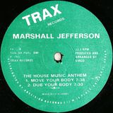 Marshall Jefferson - A Testament To House Music (The Classics)