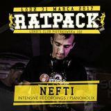 Nefti - Live @ Ratpack Łódź 31.03.2017