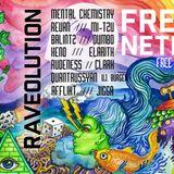 Raveolution Free Party Clark Promo Mix.